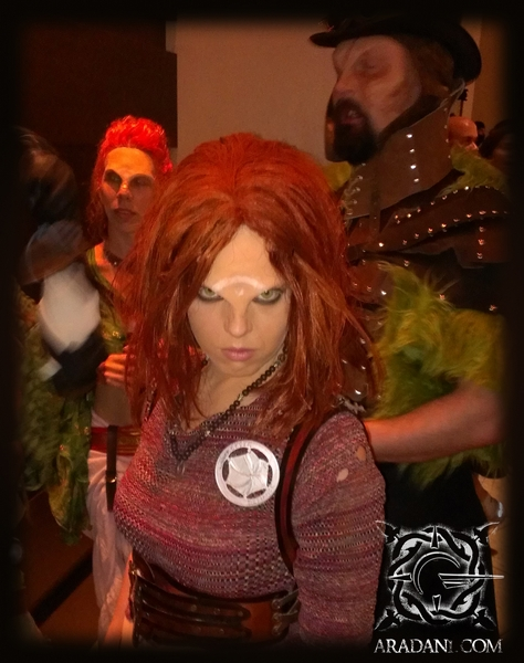 Irisa Costume Cosplay