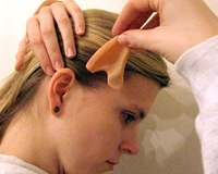 How to Apply Elf Ears