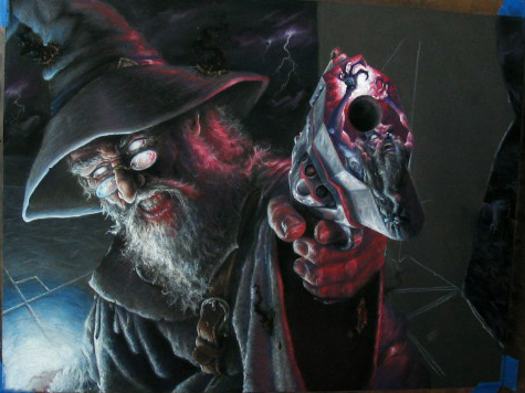 Wizard Art
