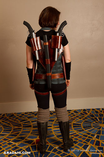 Alice Bodice From The Resident Evil Afterlife Movie