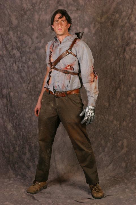 ash costume