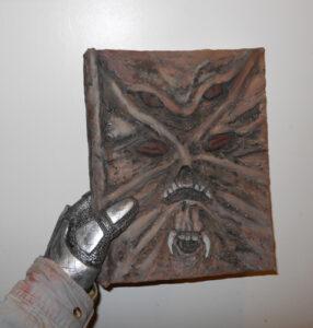 Clatto Verata... Nectr....... Ash from Evil Dead - Aradani Studios