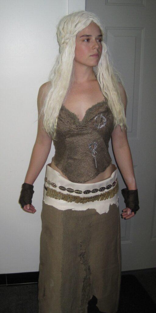 My Daenerys Targaryen ...