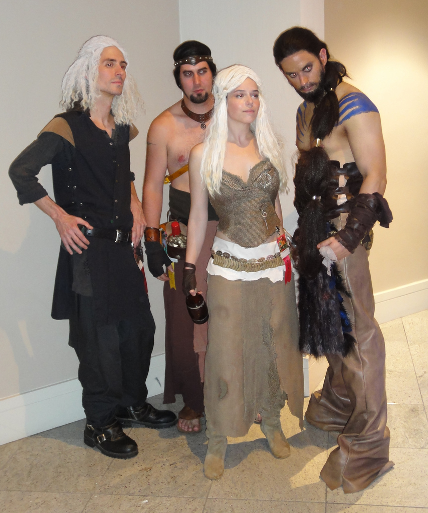 My daenerys targaryen costume for dragoncon this costume solutioingenieria Gallery