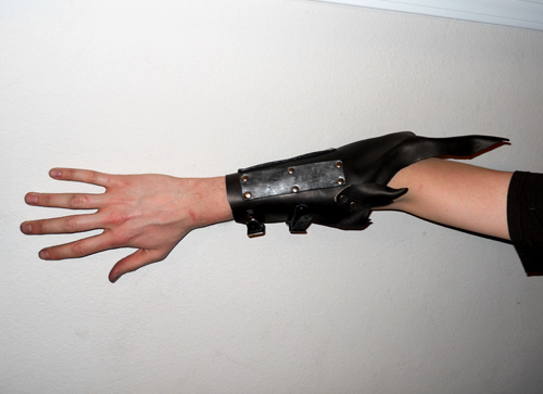 Bracer without Gauntlet