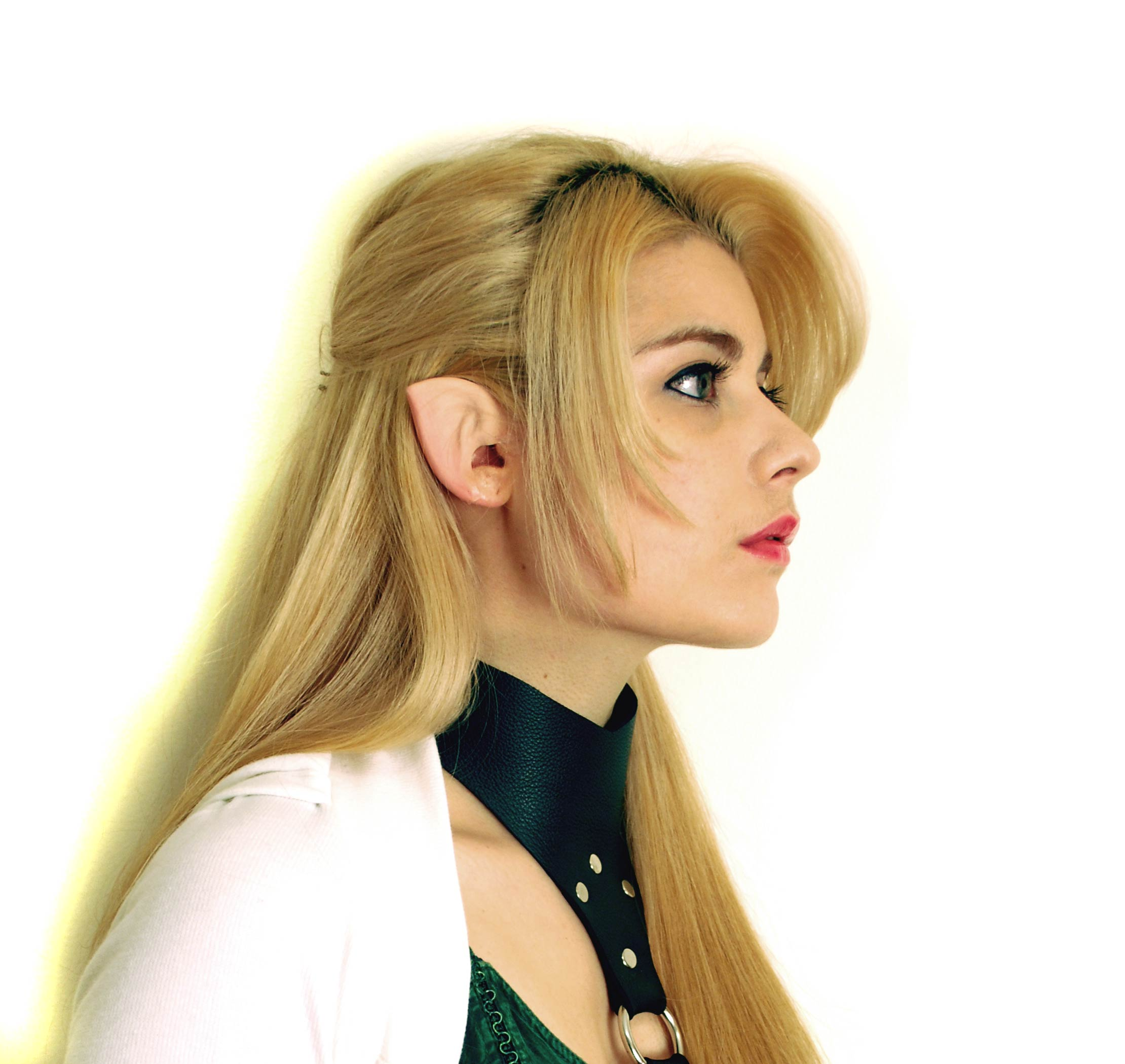How to Apply Costume Elf Ears by Aradani