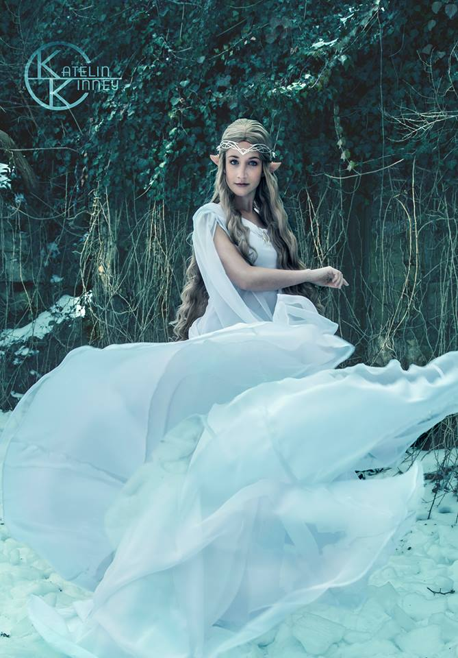 Galadriel Cosplay - The Lord of the Rings -