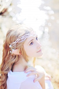 Close Up2 - Galadriel Cosplay