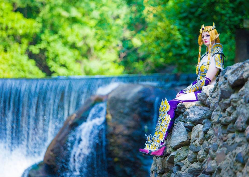 Battle Queen Zelda Full Costume Tutorial