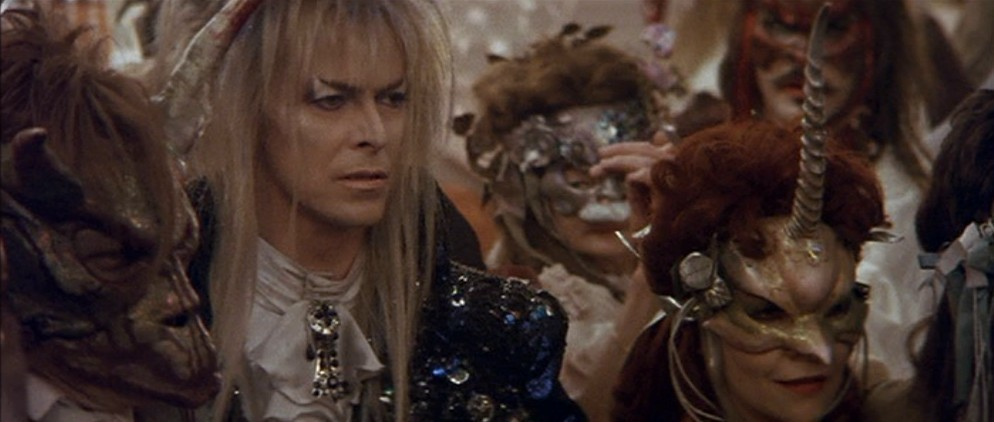 But what to wear to the Goblin King's Ball? Labyrinth 1986 Wallpaper