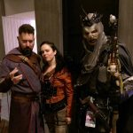 Aradani Shannara group - Dragoncon 2016