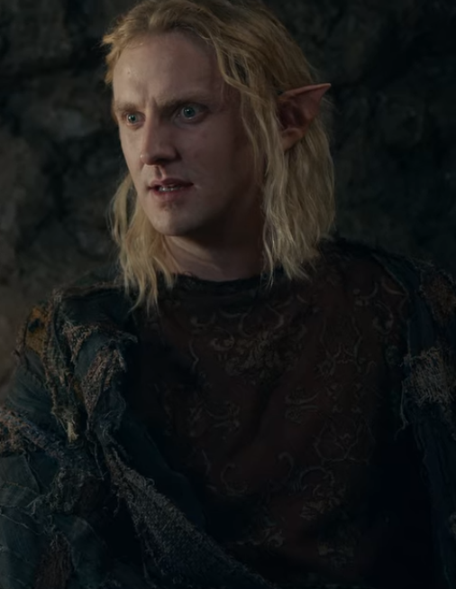 Filavandrel Witcher Elf king