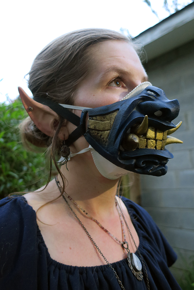 Stylish PPE Mask