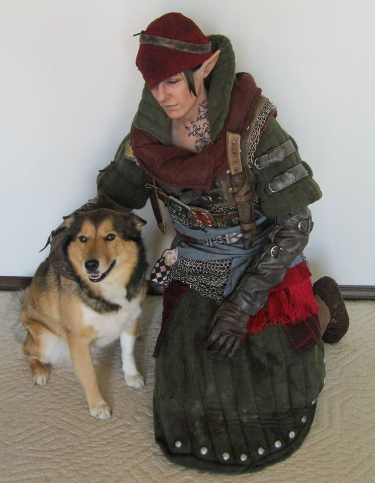 Iorveth Cosplay
