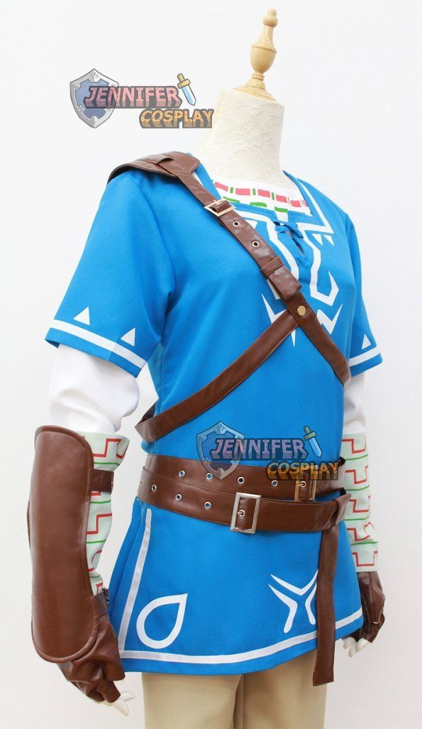 Nintendos Legend of Zelda: Breath of the Wild, a costume tutorial